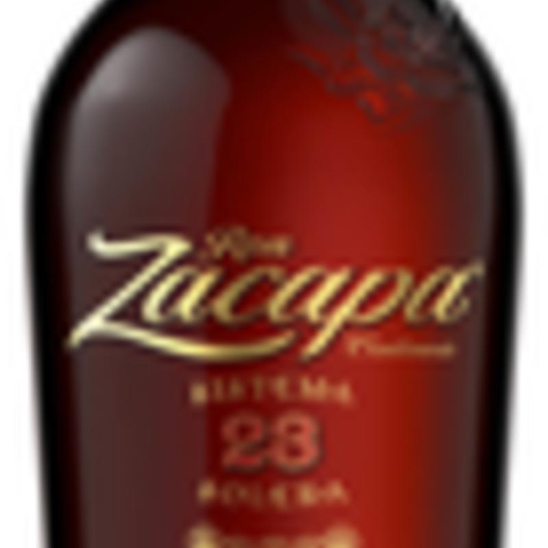 Zacapa Solera Rum 750mL