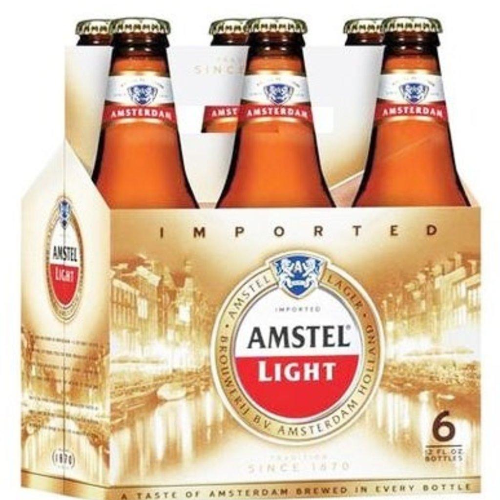 Amstel Light 6pack
