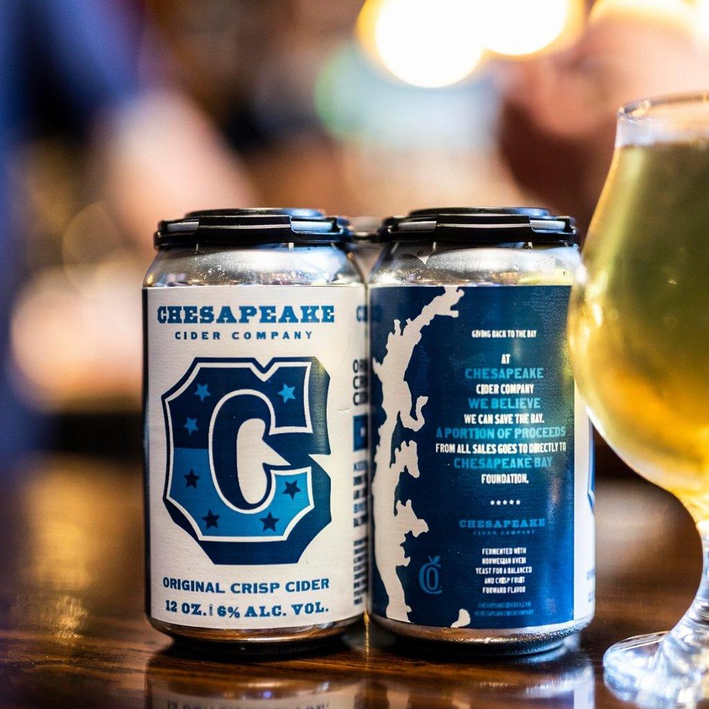 Chesapeake Cider Original 6pack