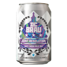 DC Brau Joint Resolution 6pack