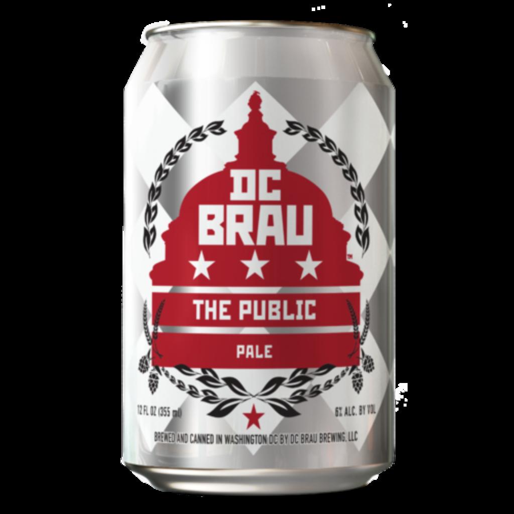 DC Brau The Public Pale 6pack