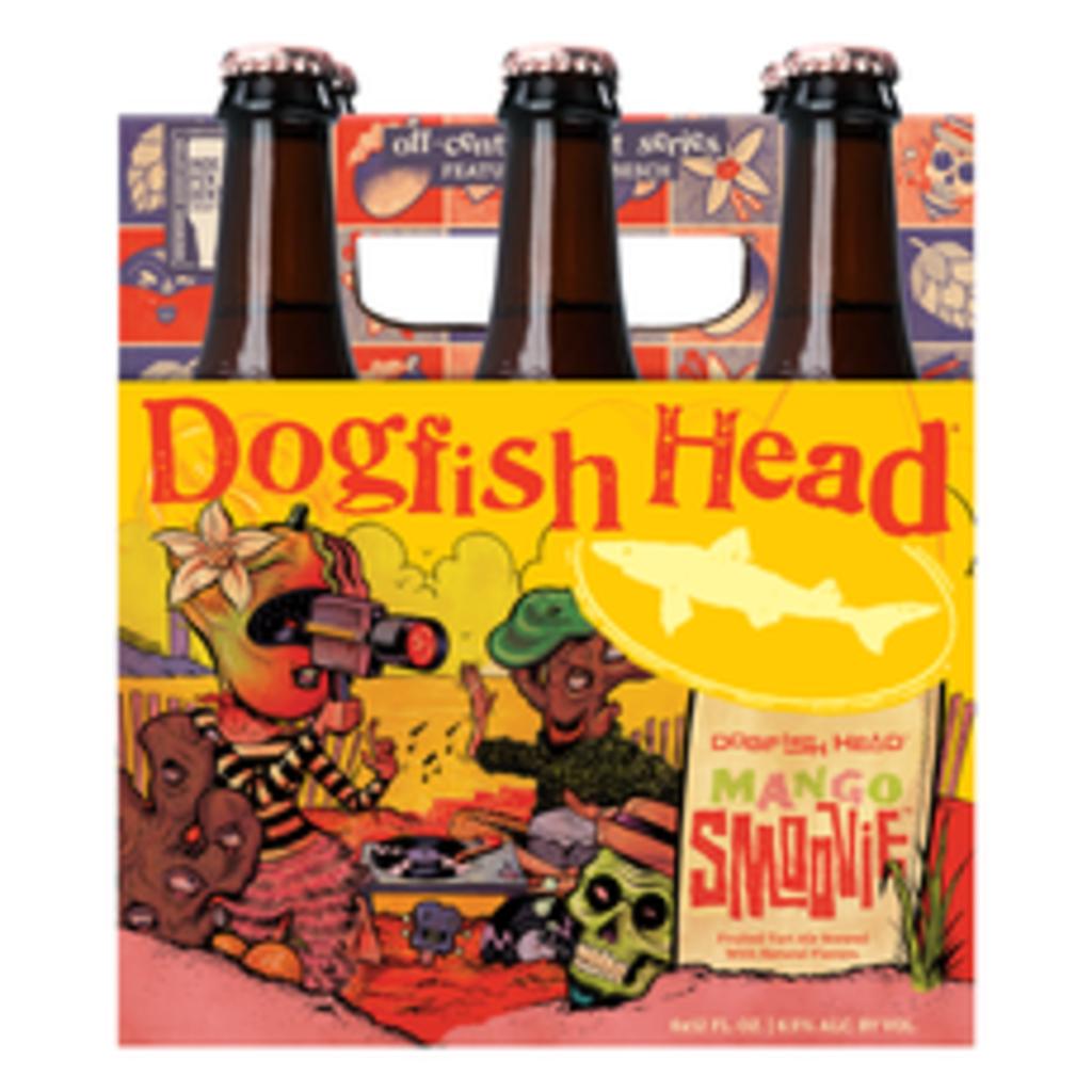 Dogfish Head Mango Smoovie 6pack