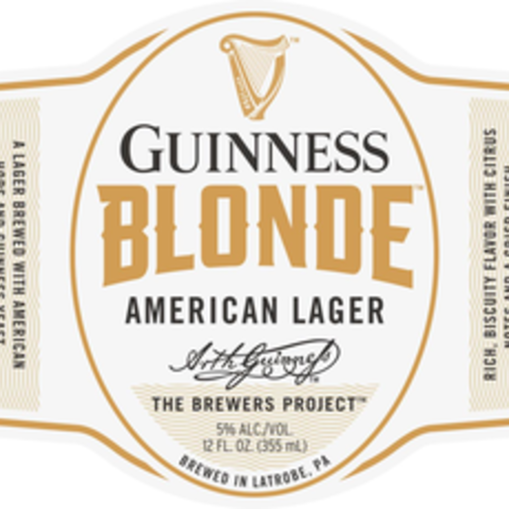 Guinness Blonde 12pack Cans