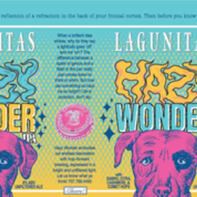 Lagunitas Hazy Wonder 6pack