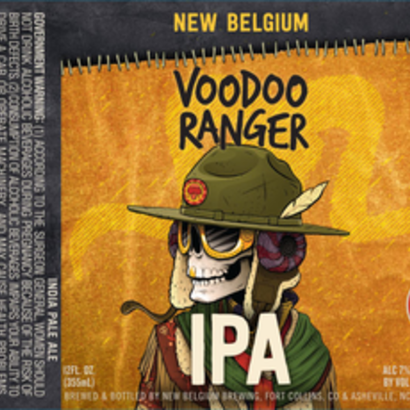 New Belgium VR IPA 6pack Cans