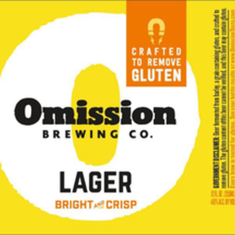Omission Lager 6pack