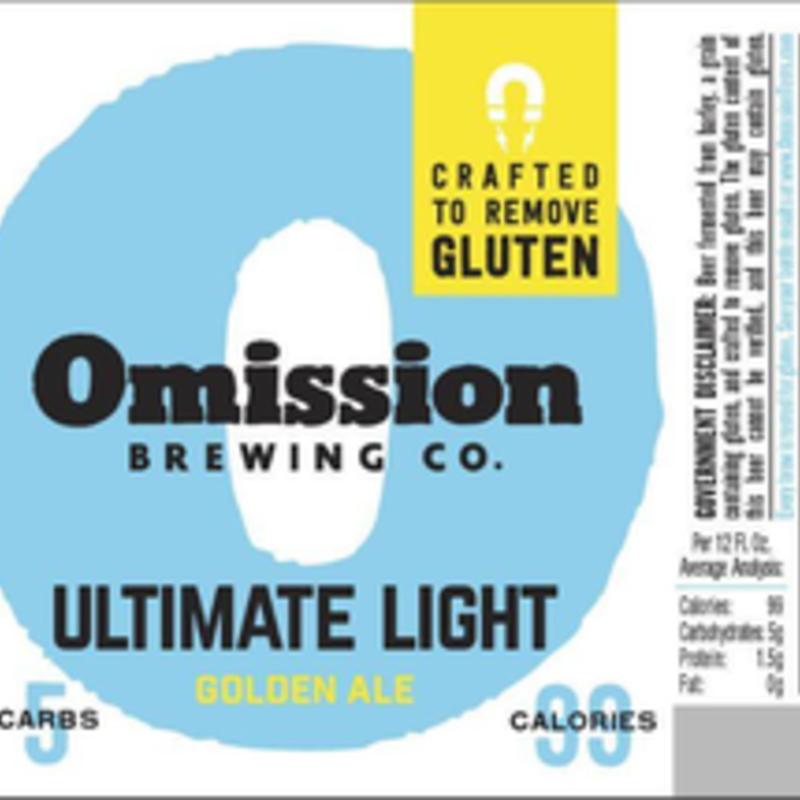 Omission Light 6pack