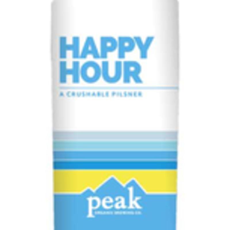 Peak Happy Hour 6pack