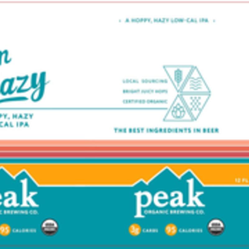 Peak Slim Hazy 6pack