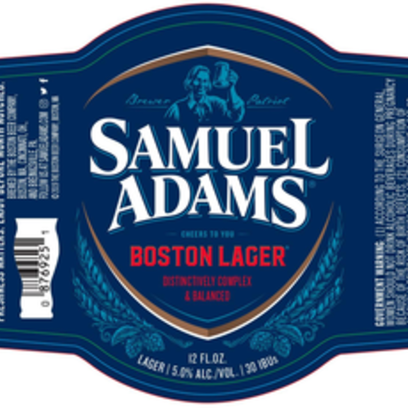 Sam Adams Lager 6pack