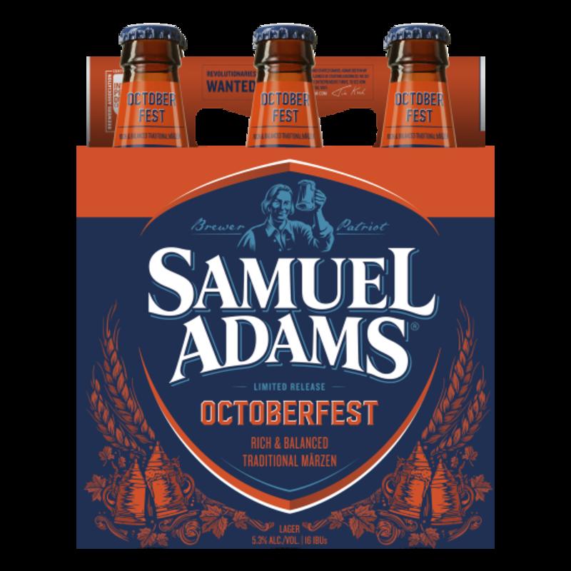 Sam Adams Octoberfest 6pack