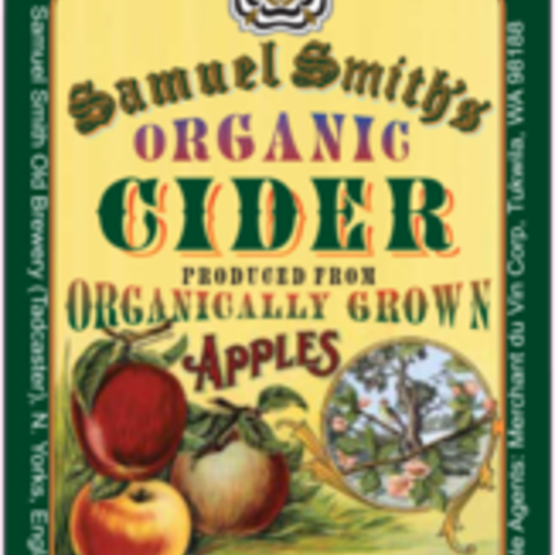 Sam Smith Organic Cider 4pack
