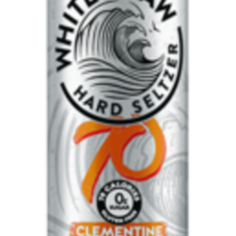 White Claw Clementine Seltzer 6pack