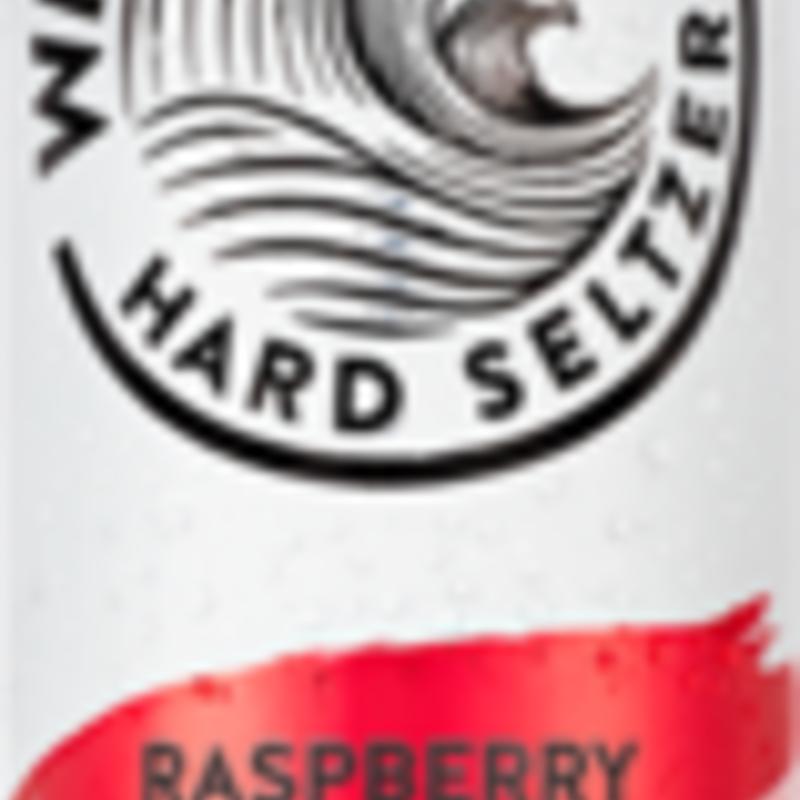 White Claw Raspberry 6pack