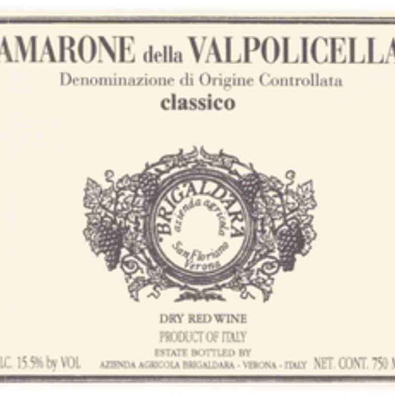 Brigaldara Amarone Classico della Valpolicella 2015