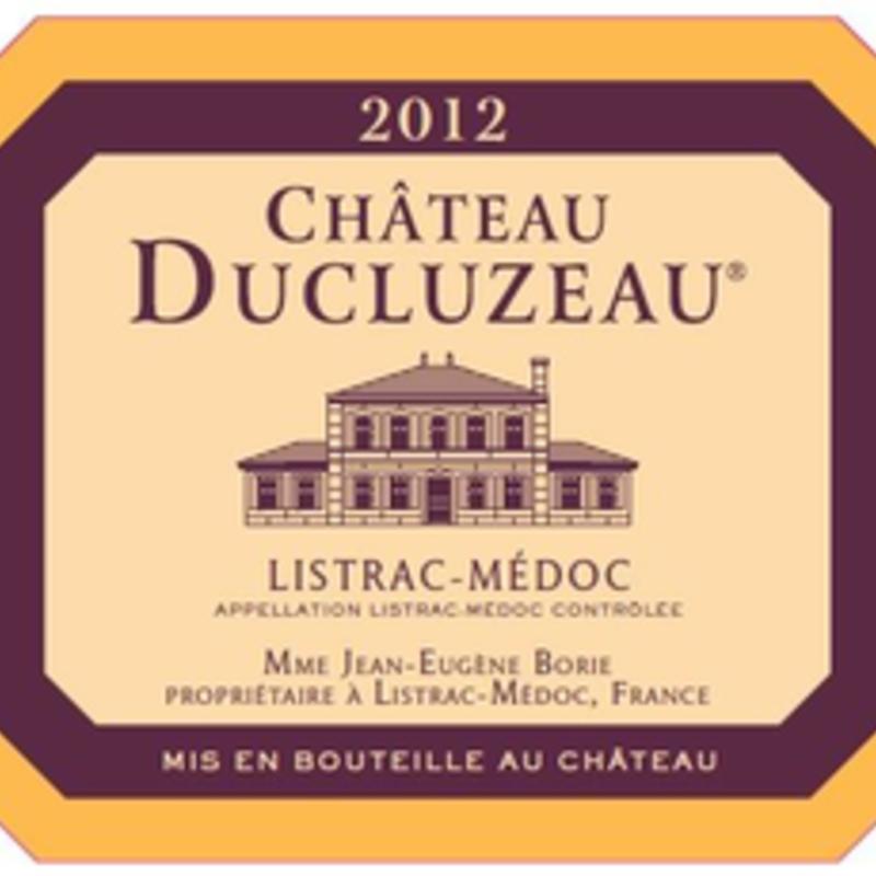 Chateau DuCluzeau Listrac-Medoc 2016 1.5L