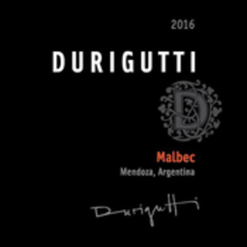 Durigutti Malbec 2018