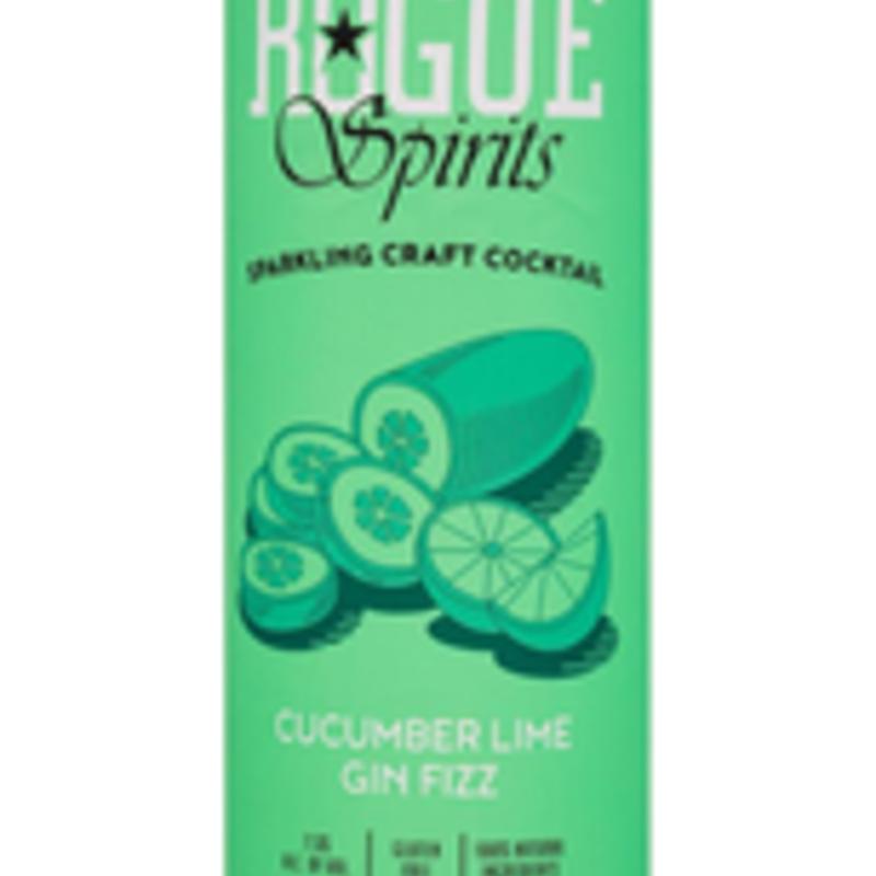 Rogue Cucumber Lime Gin 4 pk