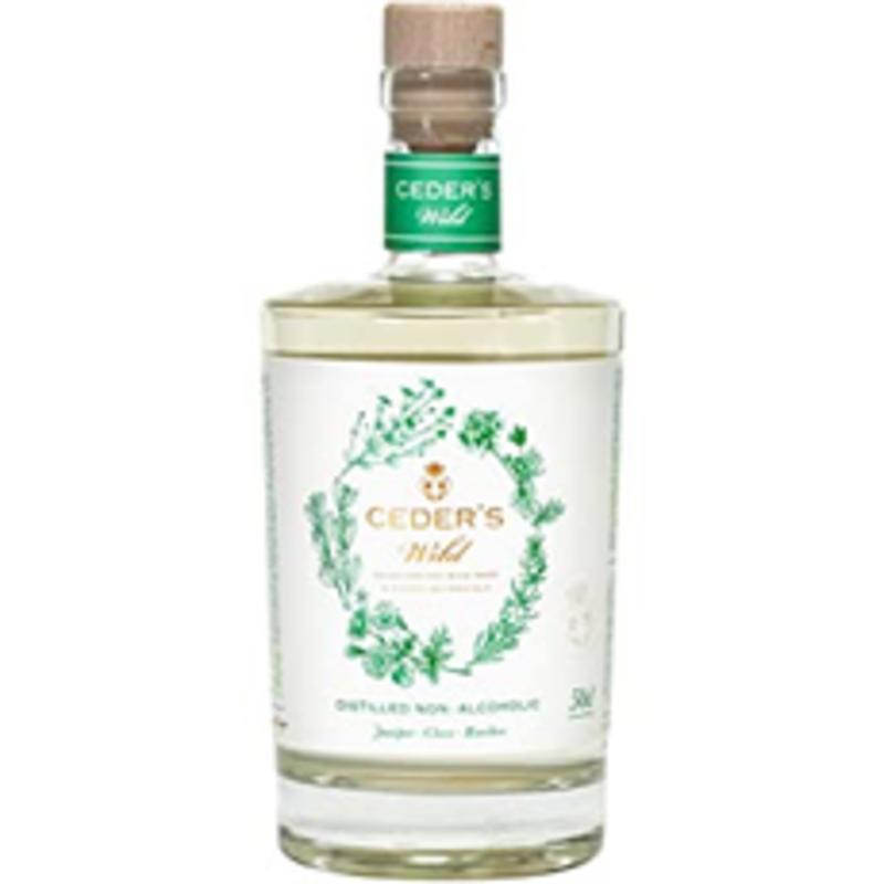Ceder's Wild Non-Alcoholic Gin