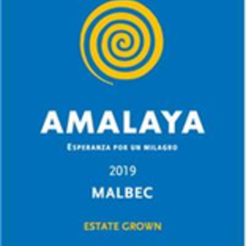 Amalaya Malbec 2019