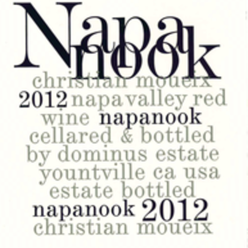Napanook by Dominus Estate Red Blend 2017