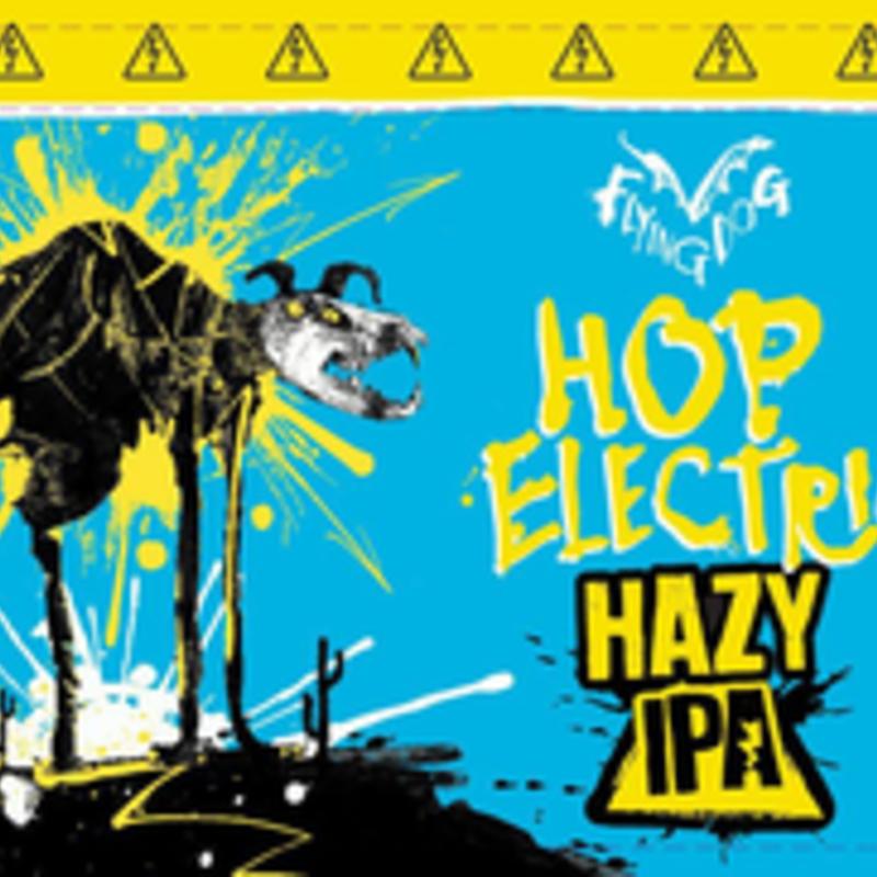 Flying Dog Hop Electric Hazy IPA 6pack