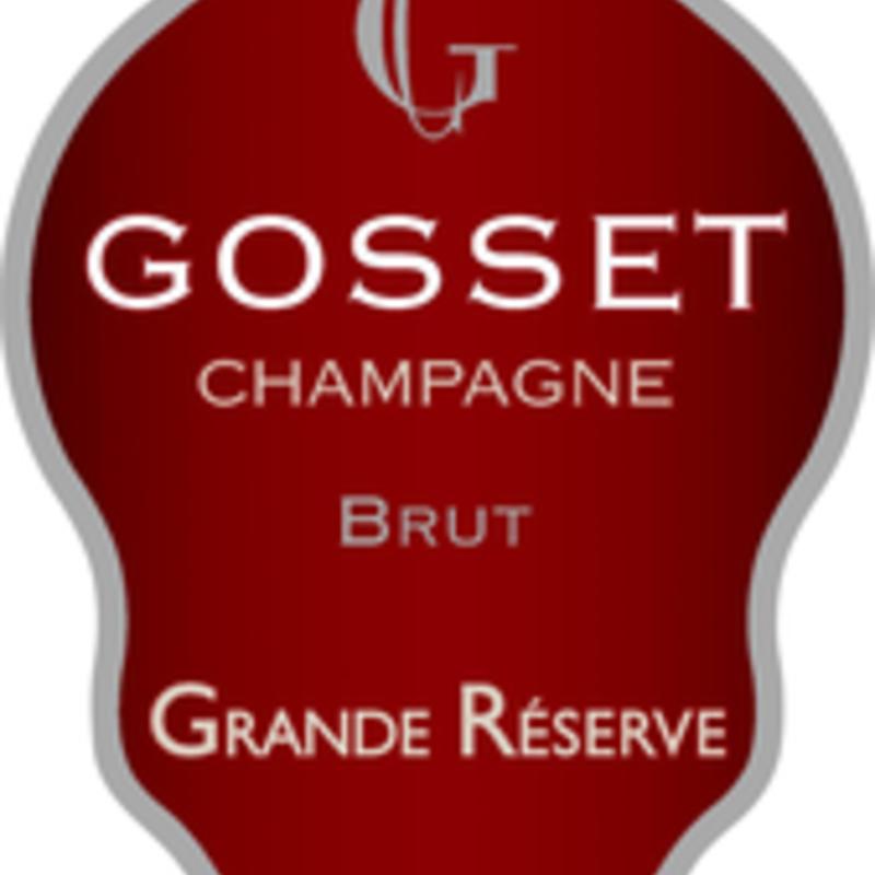 Gosset Champagne Brut Grande Reserve NV