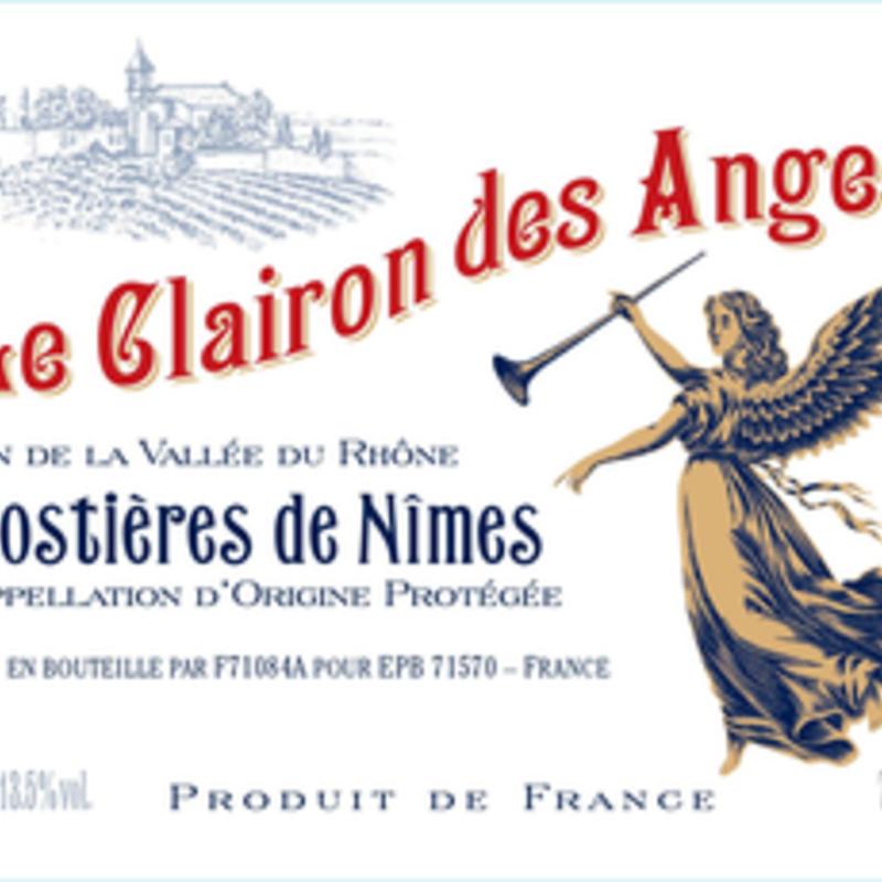 La Clairon des Anges Costieres de Nimes 2019 750ml