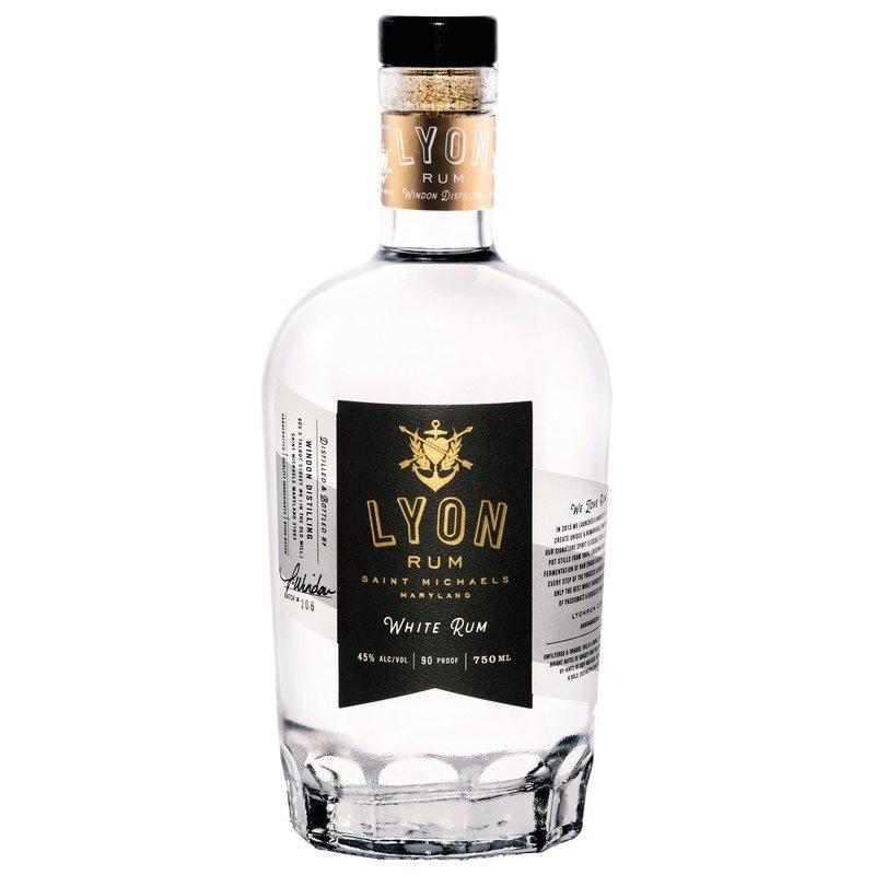 Lyon White Rum 750mL