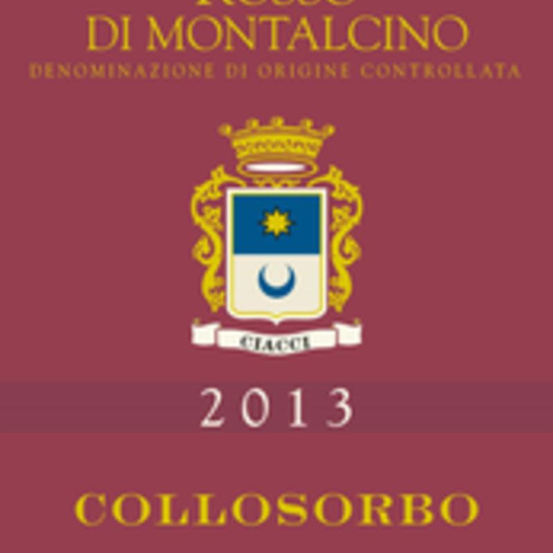 Tenuta di Collosorbo Rossi di Montalcino 2018