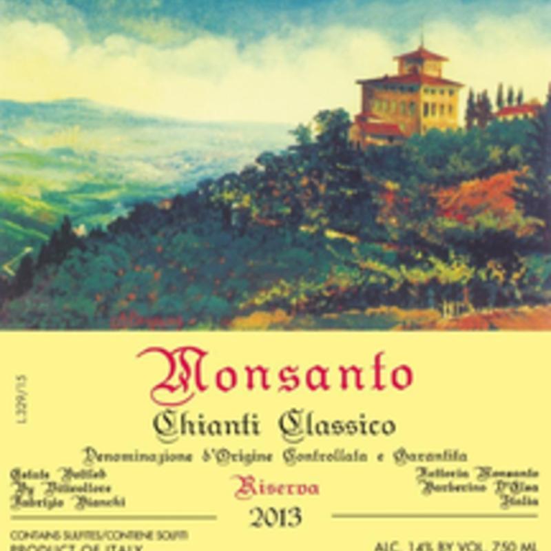 Monsanto Chianti Classico Riserva 2017 750ml