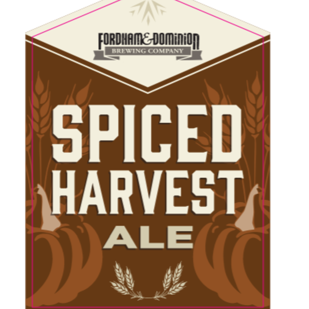 Fordham & Dominion Spiced Harvest Ale 6pk