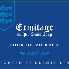 Ermitage Pic St Loup Pierres Rouge 2019