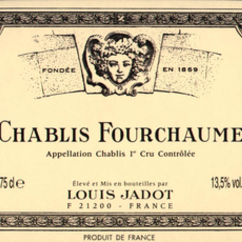 Louis Jadot Chablis Fourchaume Premier Cru 2019