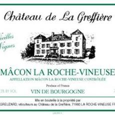 Chateau de la Greffiere Macon la Roche Vineuse Vieilles Vignes 2019