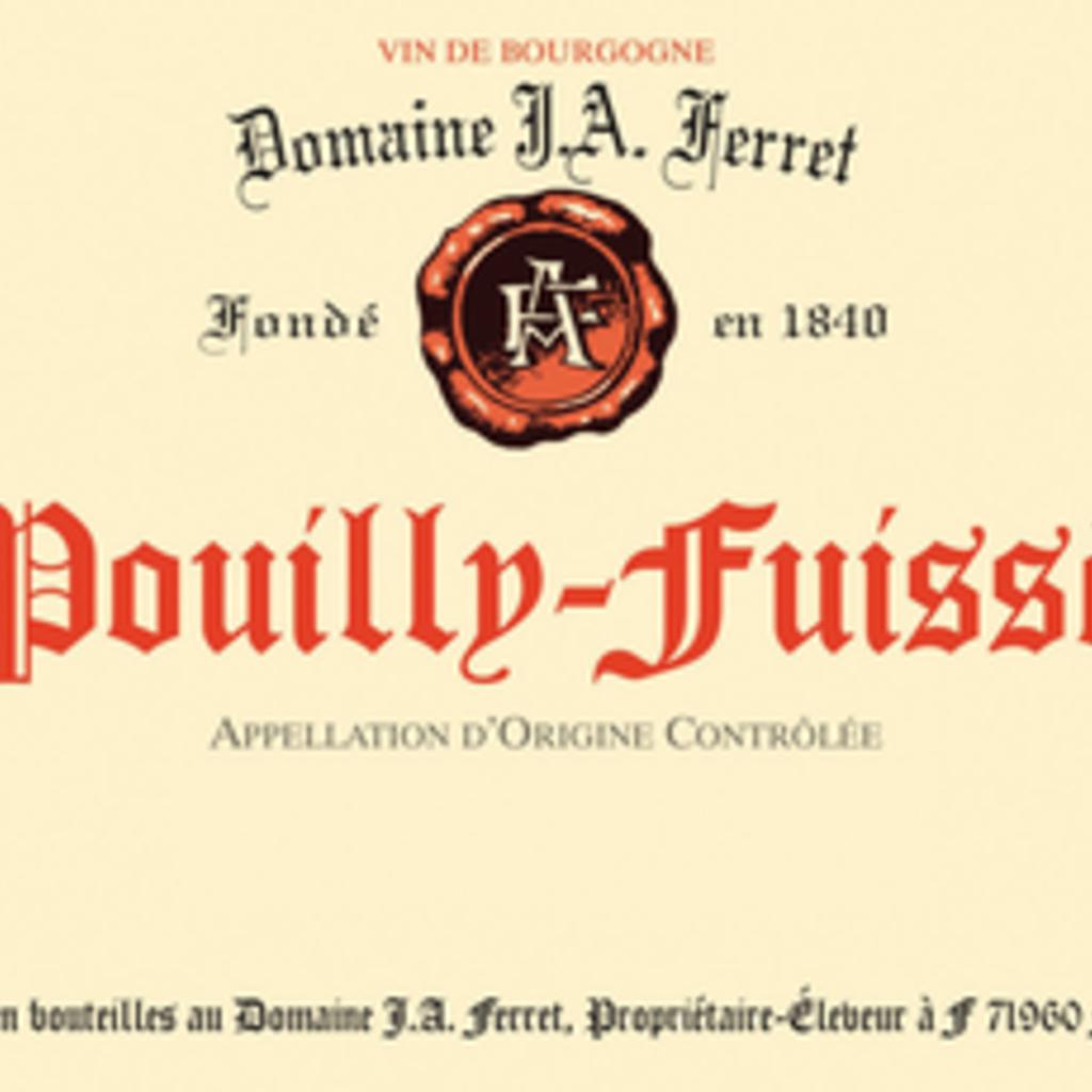 "Domaine Ferret Pouilly-Fuisse ""Les Perrieres"" 2019"