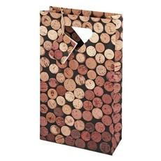 Corks Gift Bag -- Double Bag