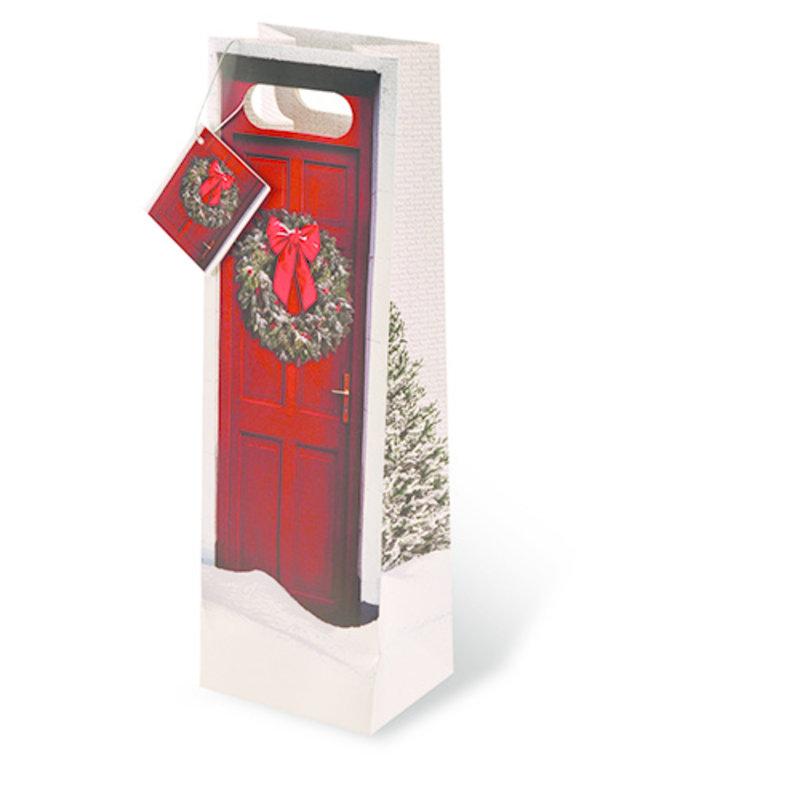 Holiday Welcome Single Gift bag