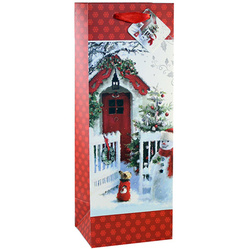 Red Door Gift Bag Single