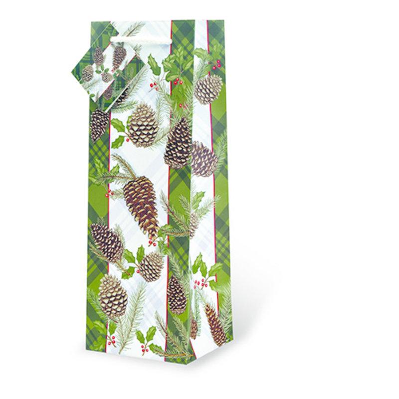 Pine Cones Gift Bag Single