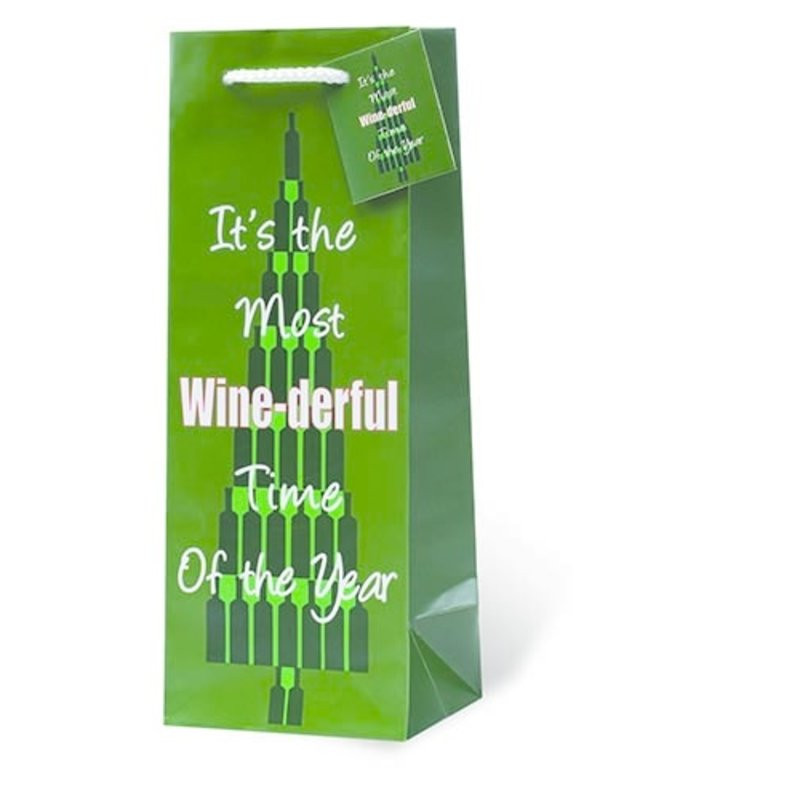 Most Winederful Time Gift Bag Single