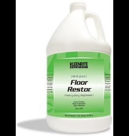 Kleenrite Floor Restor, 1 Gallon