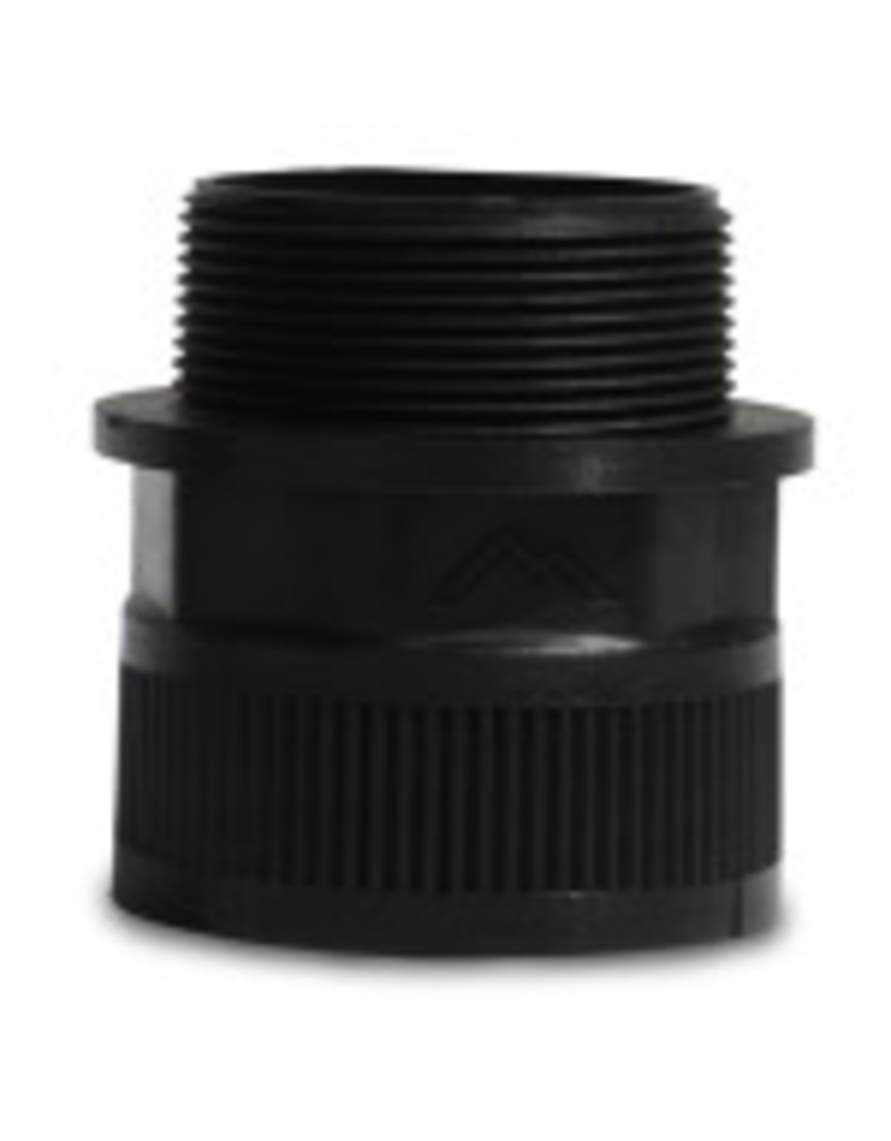 "2"" Cu_-Lynx™ female starter vacuum hose connector"
