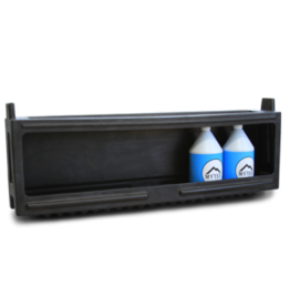 *DISCONTINUED* (SEE A600)Chemical Shelf - Modular, Single Shelf (Plastic) Mytee