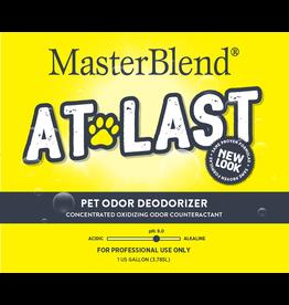 Masterblend MasterBlend At Last Pet Odor Deodorizer - 1 Gallon