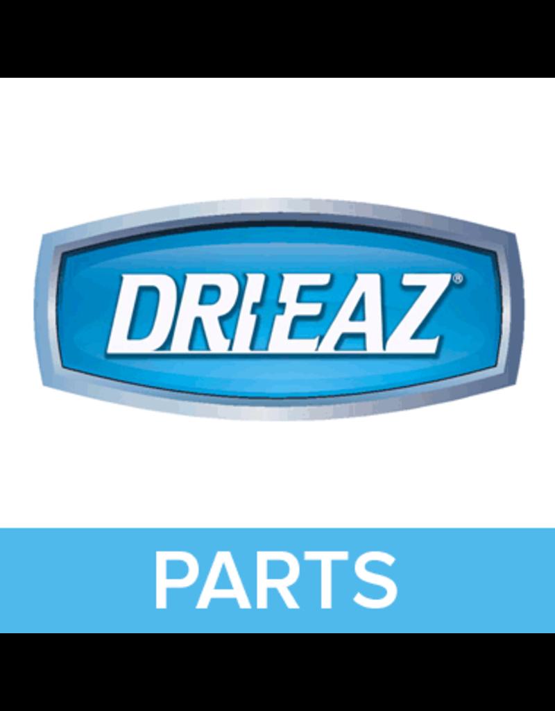 Drieaz Blower Impeller - 280 Mm Dia Polyamide Blk Eb6000