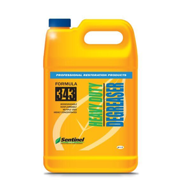 Sentinel Products INC. Sentinel 343 Heavy Duty Degreaser - 1 Gallon