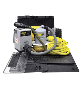 Injectidry Injectidry HP‐PLUS system configured in Floor drying package