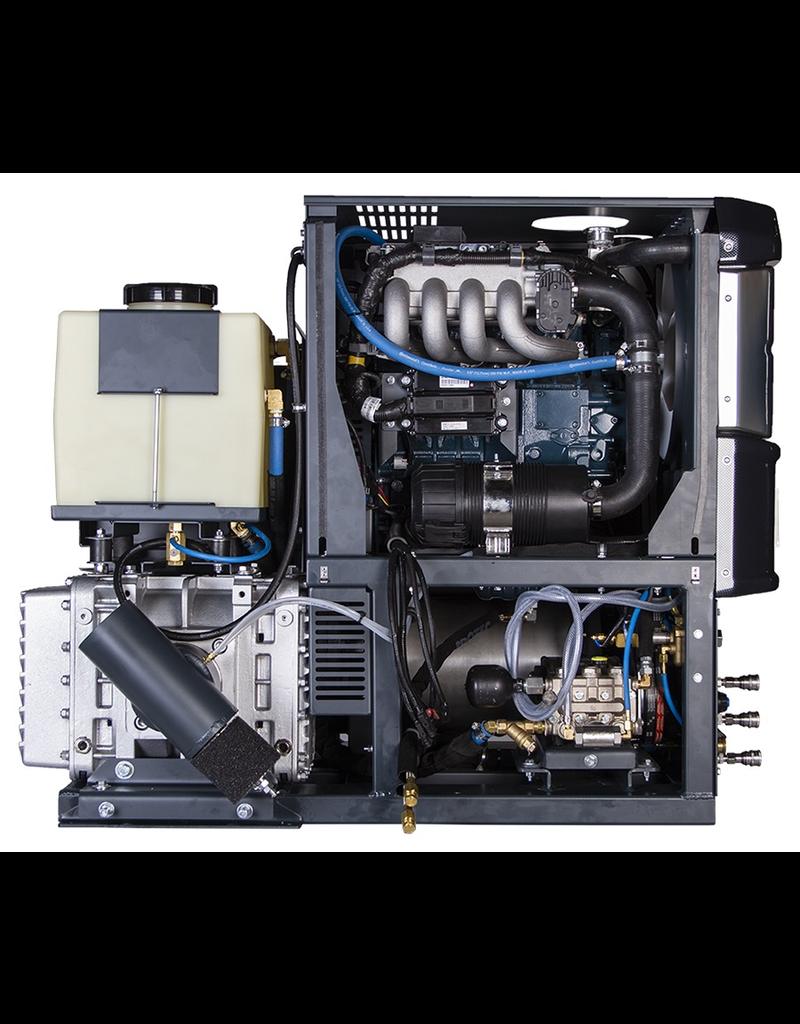Sapphire Scientific Everest - 870 New! Kubota Engine 120 Gallon Waste Tank