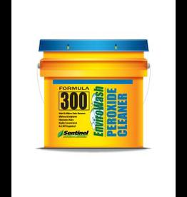 Sentinel Products INC. Sentinel 300 Envirowash Peroxide Cleaner - 2.5 Gal Pail